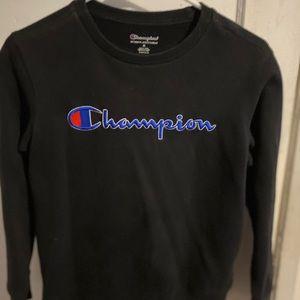 Kids champion sweater